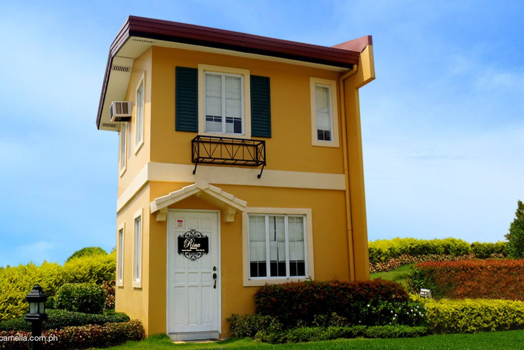 House And Lot For Sale In Camella Homes Model Unit Rina