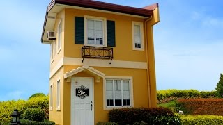House And Lot For Sale In Camella Homes  Model Unit Rina  2br Amp 1tb  Call Us  639177797303