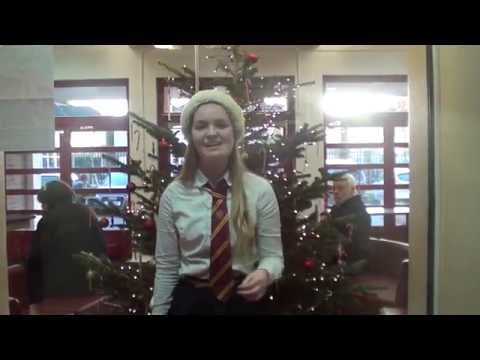 All I Want For Christmas is You - Chingford Sixth Form Edition 2014