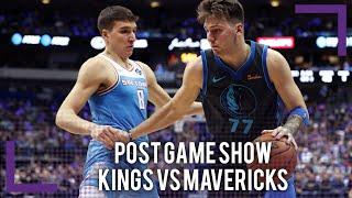Kings vs Mavericks Post Game Show | 2018-19 NBA Season