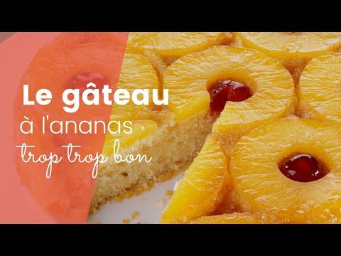 la-recette-du-gâteau-à-l'ananas-trop-bon
