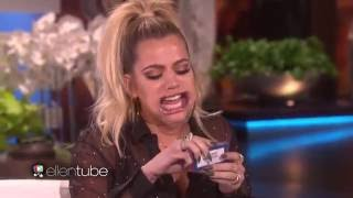 SPEAK OUT GAME ELLEN SHOW with Khloe Kardashian and Kevin Hart