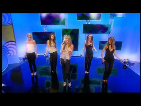 Girls Aloud - See The Day (Live @ TOTP's Reloaded 03/12/2005)