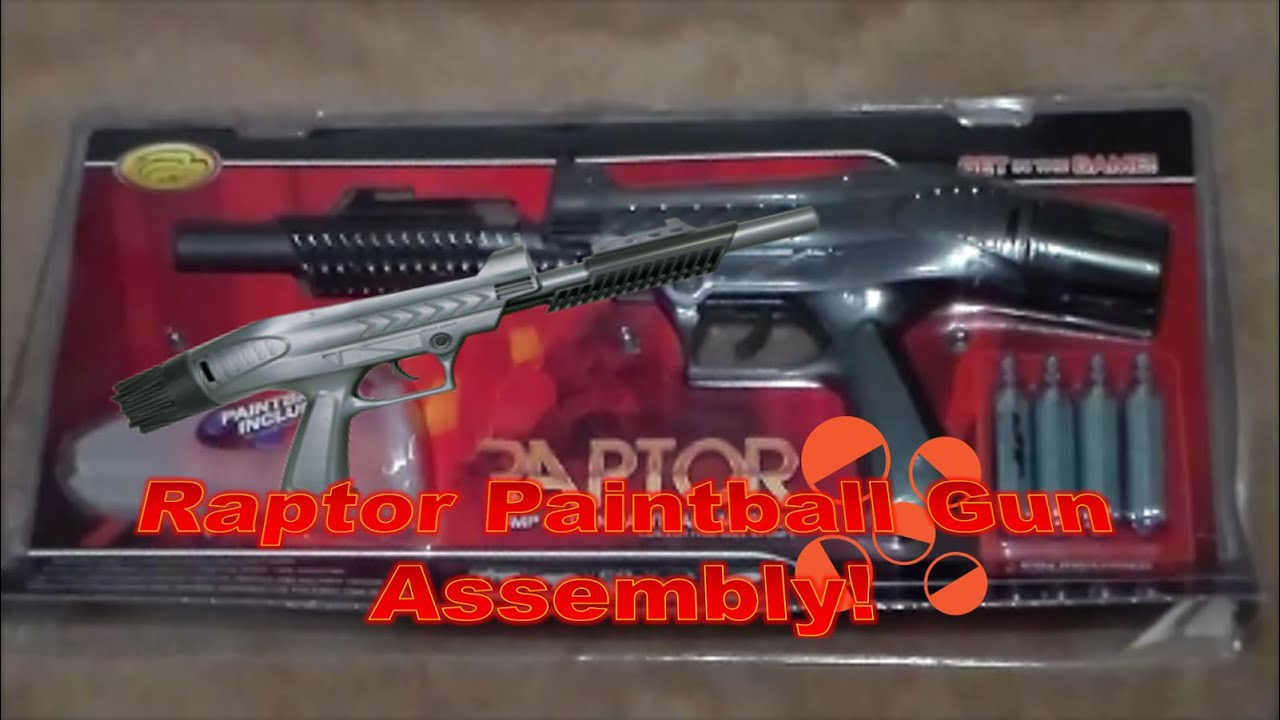 Paintball marker ddl wiki.