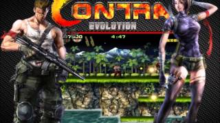 Repeat youtube video Contra Evolution OST - Boss Base (Arcade Version)