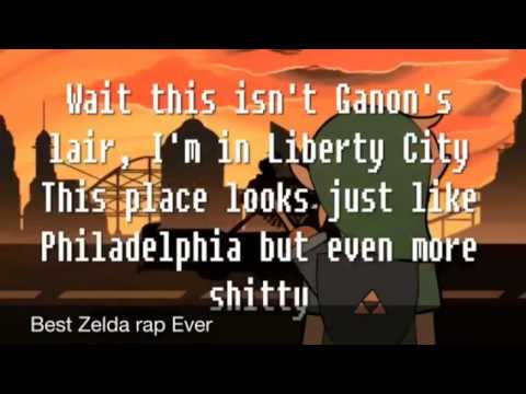 Beast Zelda rap Ever with lyrics