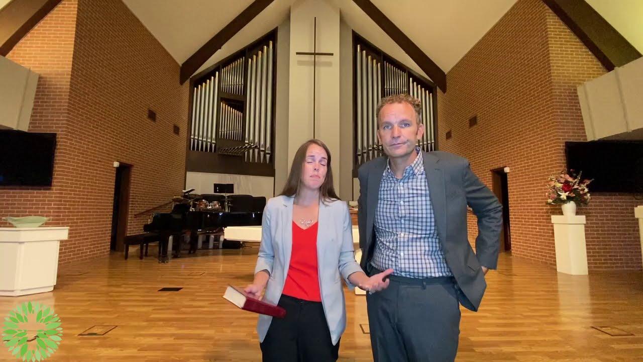 Spiritual Discipline: Prayer Online Worship with Maitland Pres!