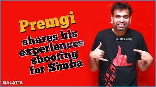 #Premgi Got More Salary For His Movie