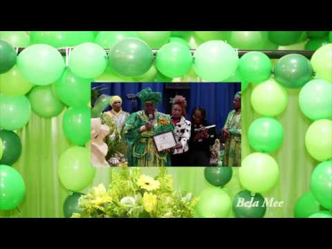 QUEEN BISHOP JANET BIRTHDAY  THANKSGIVING SERVICE - 2018 Part One