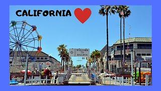 CALIFORNIA: Beautiful Balboa Island at Newport Beach (USA) 😲