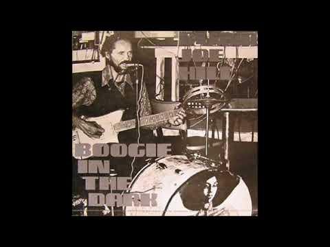 BLIND JOE HILL (Dunbar, West Virginia , U.S.A) - Rock the Night Baby