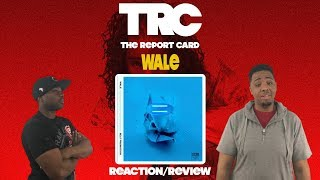 Wale Self Promotion Reaction/Review