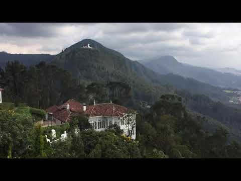 Monserrate mountain