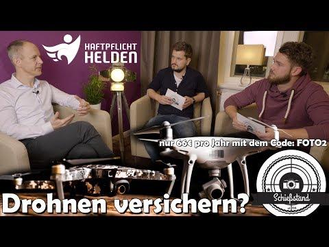 Drohnen Versichern Mit Den Haftpflicht Helden - Alles Was Ihr Zur Drohnen-Haftpflicht Wissen Müsst!