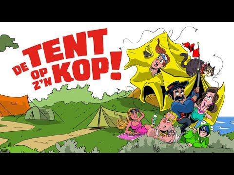 Groep 8 musical De Tent op z'n Kop trailer