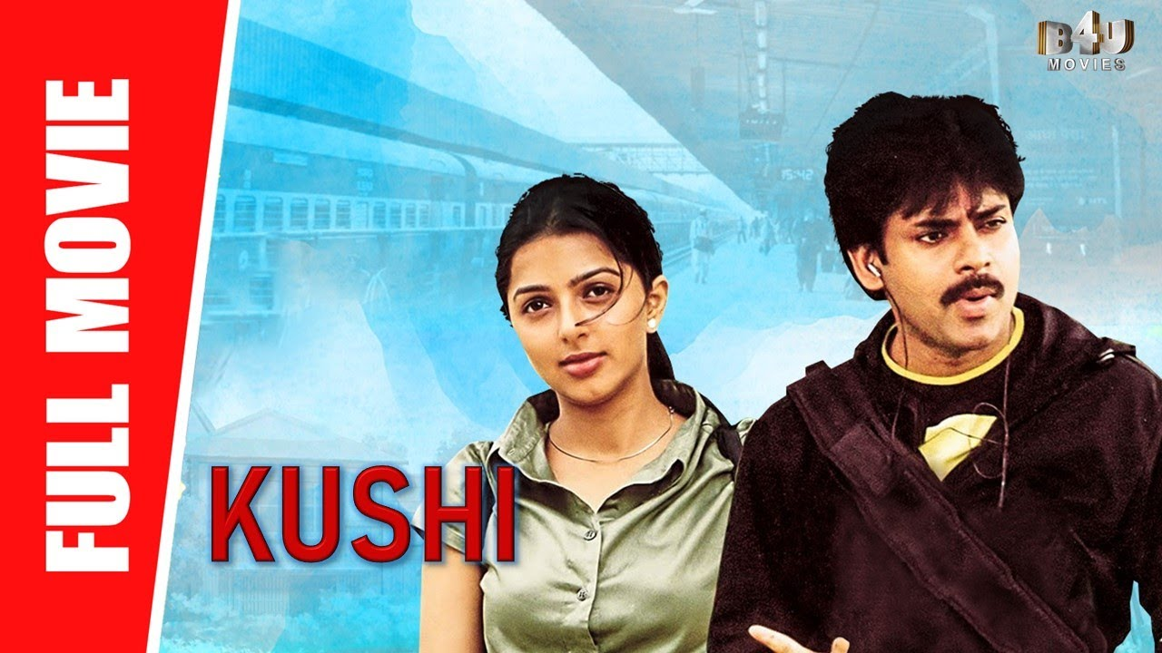 Humjoli (Kushi) - New Full Hindi Dubbed Movie | Pawan Kalyan, Bhumika Chawla, Sivaji | Full HD