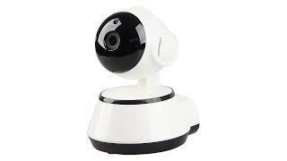 HD 720P Wifi IP Camera App 360Eye V380 Configuration Setup , DVR8663
