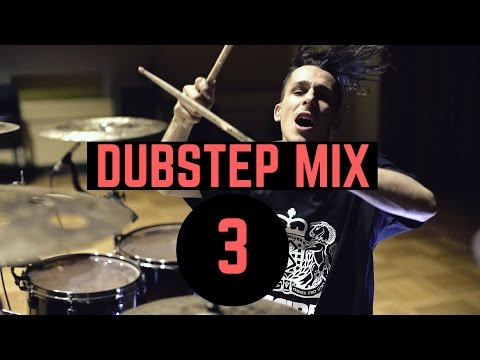 Dubstep Mix 3 - Drum Cover - (Disciple Official)