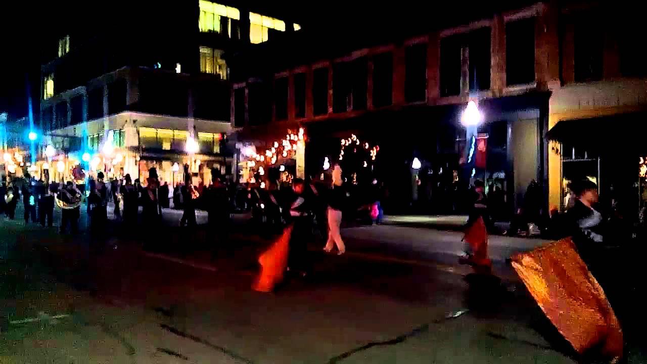 Joplin CHRISTmas parade 2014 - YouTube