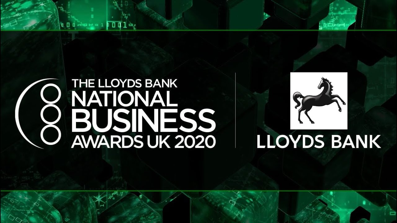 Jedidiah Wins Lloyds Bank National Business Award Alongside Mercedes AMG/UCL