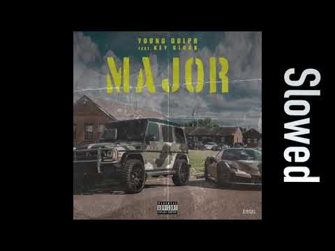 Young Dolph – Major Ft. Key Glock (Slowed)