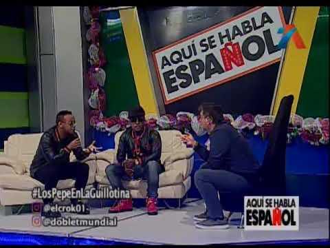 """Fuertes Declaraciones De Doble T Y El Crok """"los Pepe"""" Se"""