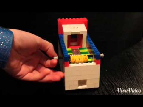 Lego soccer machine*SuPeR*w/tutorial