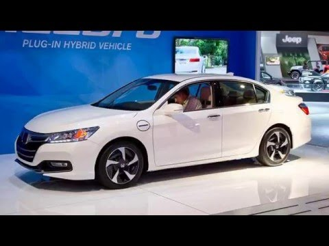 2017 Honda Accord Plug In Hybrid Full Review