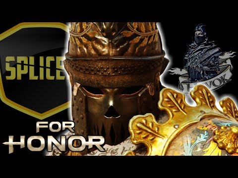 [For Honor] Centurion Brawls With Havok