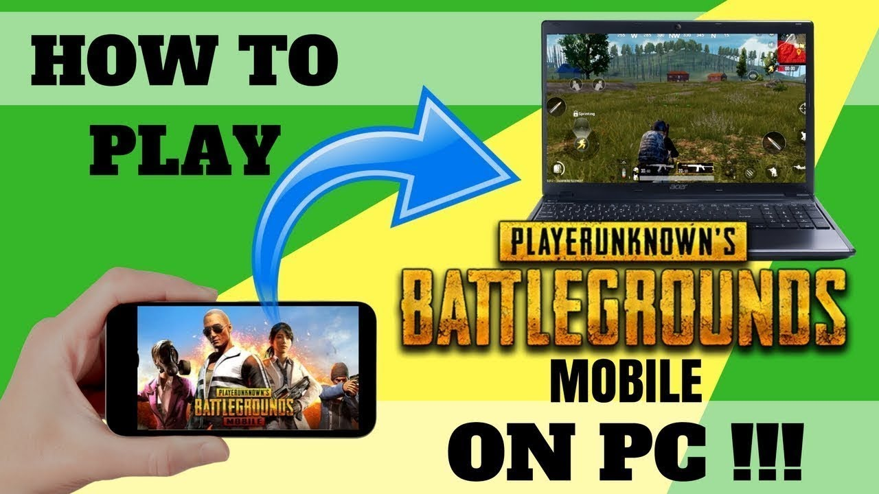 How To Play Pubg Mobile On Pc: How To Download & Play PUBG Mobile On PC Without Any LAG