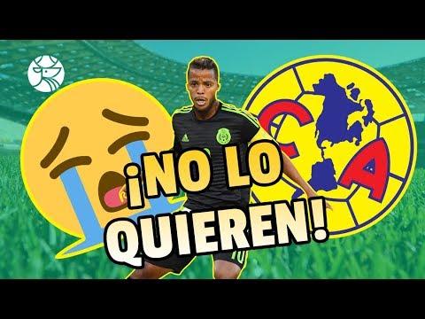 ¡ROGANDO! | Giovani Dos Santos presiona al América para que lo contraten