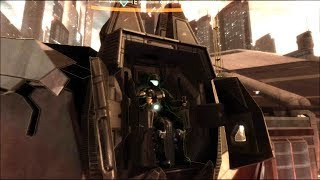 Halo 3 ODST - How To Get Back Into Your Drop Pod