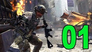 Modern Warfare 3 - Part 1 - Black Tuesday (Let