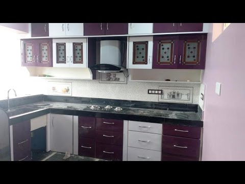 modular kitchen design simple and best - youtube
