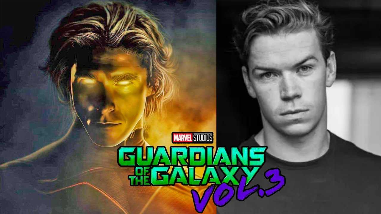Guardians of the Galaxy Vol. 3 confirms Will Poulter is Adam Warlock