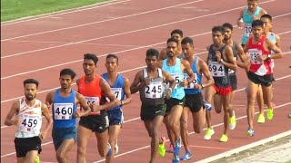 Full 10000m Men's 59th National Interstate Senior Athletic Championship 2019, Lucknow