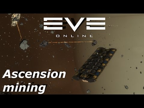 EVE Online - it's okay to mine