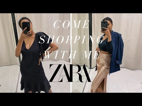 ZARA SUMMER SALE COME SHOPPING WITH ME & TRY ON HAUL