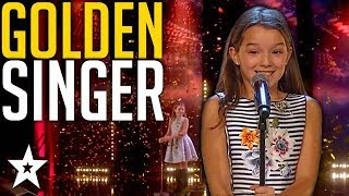 10 Y.O Sings Never Enough From The Greatest Showman on Sweden\'s Got Talent | Got Talent Global