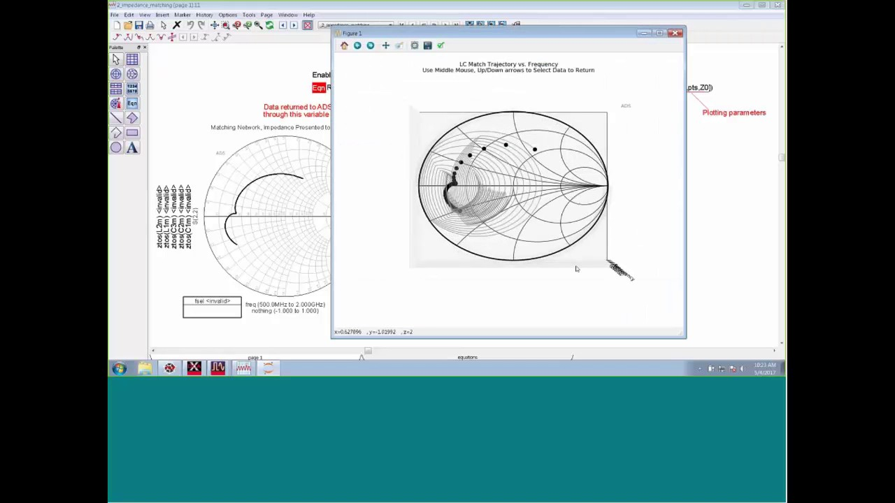 Designing a Broadband Amplifier with a 3D Smith Chart