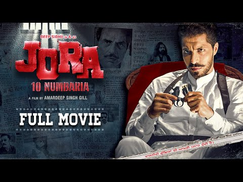 Jora 10 Numbaria | Full Movie | Dharmendra | Deep Sidhu | Latest Punjabi Movies 2021 | Yellow Music