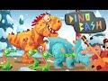 DINOSAUR ARMY! - Dino Bash - Ep1 HD