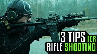 3 Tips to Shoot Rifle Better