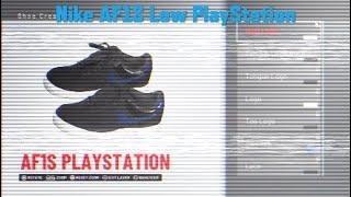 Nba 2k19 Hoe maak je Nike Air Force 1s Lage PlayStation