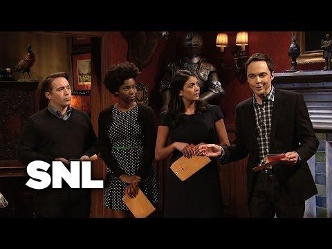 Murder Mystery Dinner - SNL