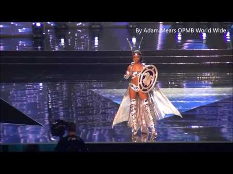 Adam Mears Top 12 For Miss Universe 2016/2017