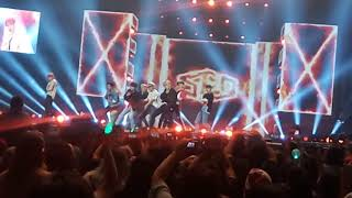 [180323] SF9 special stage. Music Bank in Chile. Fire