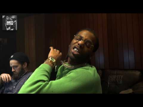 Hoodrich Pablo Juan Says Dope Money Violence Is Done