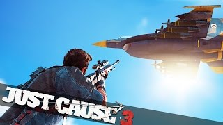 EPIC JETS AND SNIPERS DOGFIGHT IN JUST CAUSE 3!! :: Just Cause 3 Multiplayer Funny Moments!