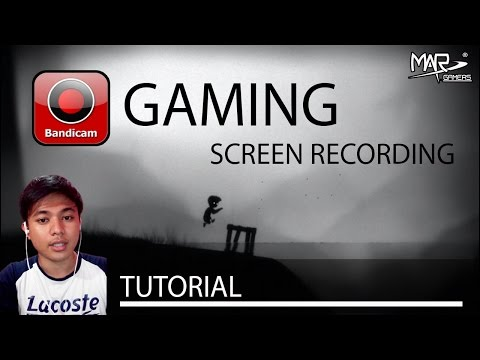 BANDICAM FULL VERSION !!! | TUTORIAL GAMING SCREEN RECORDING